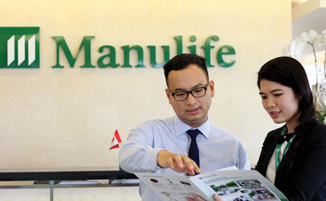 công ty bảo hiểm manulife