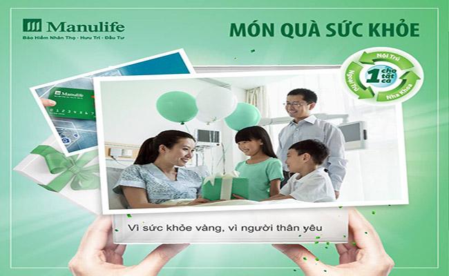 Sản phẩm bảo hiểm sức khỏe của Manulife luôn được người tiêu dùng tin tưởng