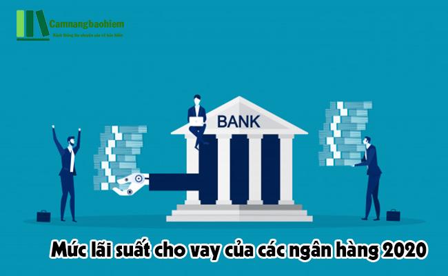 Lãi suất cho vay ngân hàng năm 2020 đang ưu đãi lớn