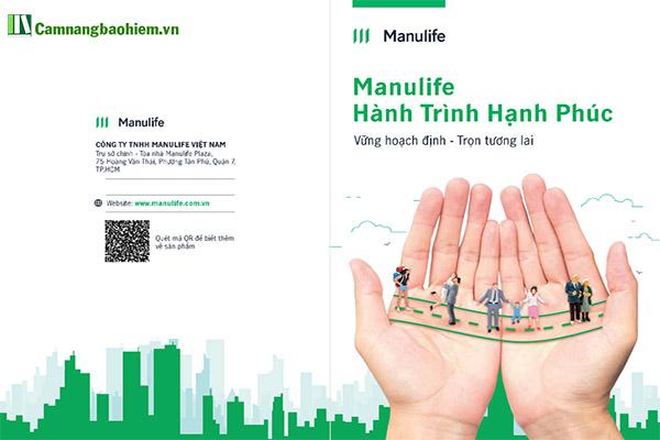 Nên mua gói bảo hiểm nào của Manulife? - Gói Manulife - Hành trình hạnh phúc