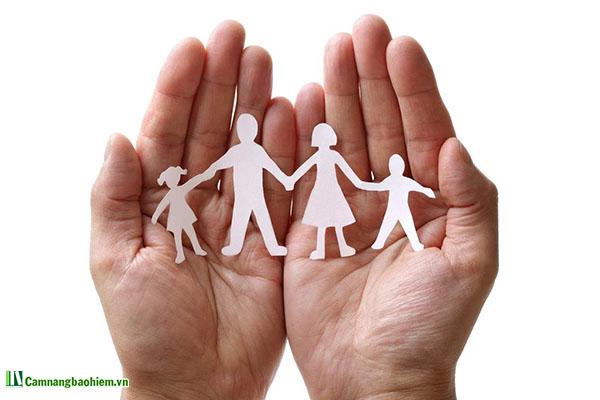 Gia đình là người thụ hưởng đặc biệt