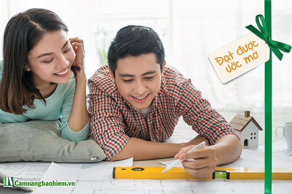 Vợ chồng trẻ khi tham gia sẽ có mức phí thấp hơn