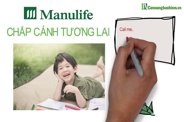 Các gói bảo hiểm Manulife cho bé - Manulife sẽ chắp cánh ước mơ của bé