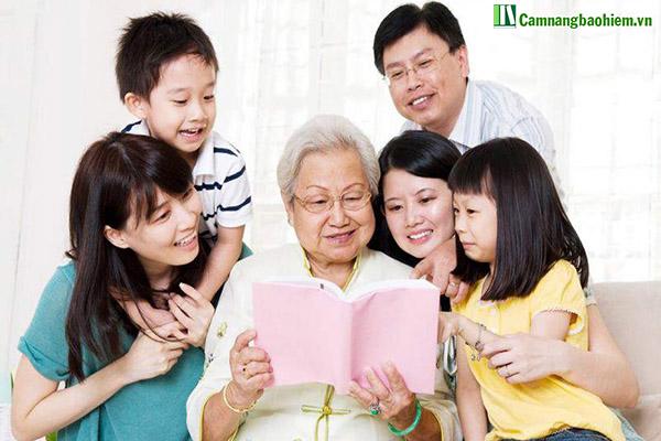 """Các gói bảo hiểm Manulife cho bé - Gói """"Gia đình tôi yêu"""""""